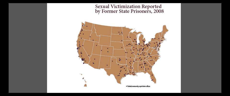 sexual assault in juvenile prisons